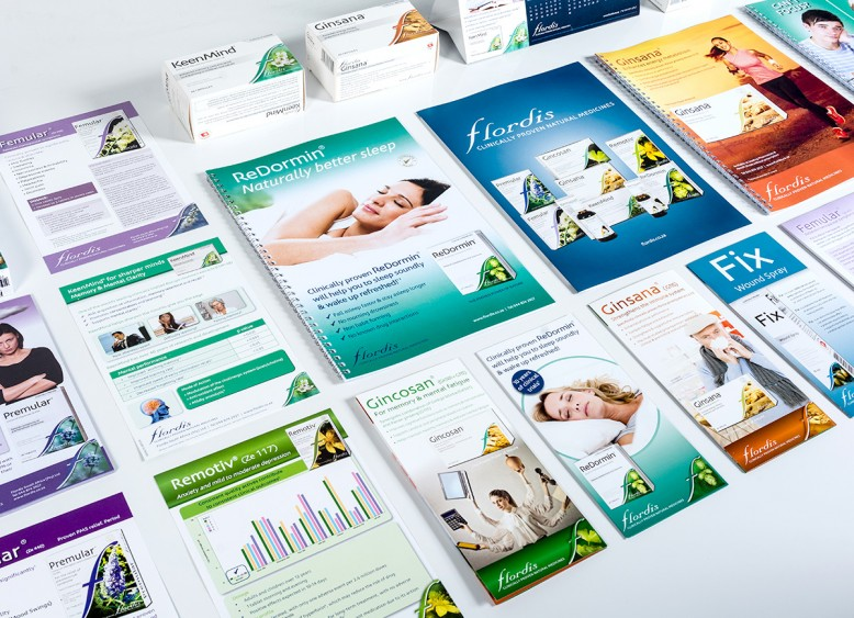 Flordis marketing materials
