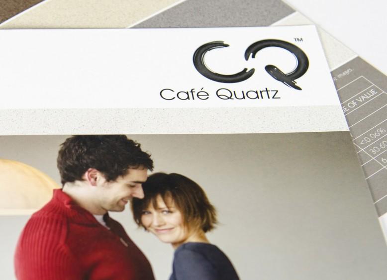 Café Quartz Branding & Brochure Design
