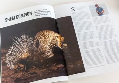 Corporate magazine design and digital publishing George, Garden Route