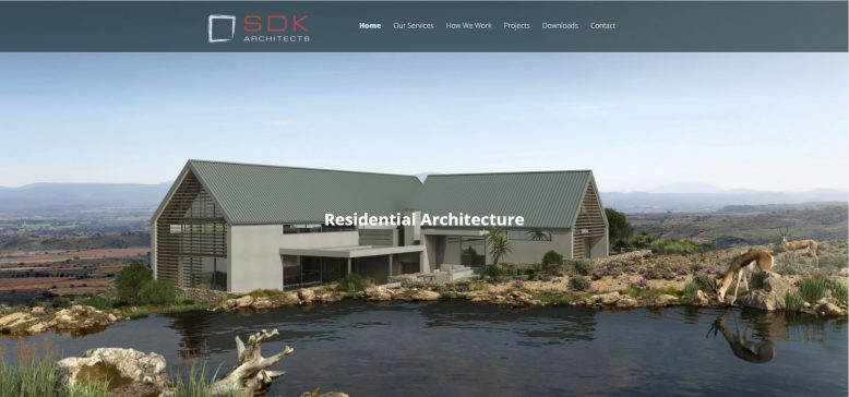 Website Design George Garden Route
